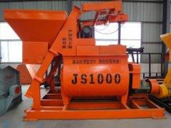 JS1000凝土搅拌机