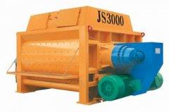 JS3000双轴搅拌机