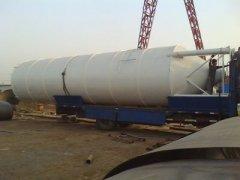80吨水泥罐_80T水泥仓_80吨散装水泥罐_石灰仓储罐