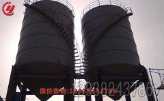 500吨水泥罐_500T水泥仓定做_500T水泥